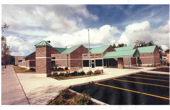 Woodson Branch, Gary Public Library